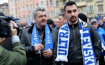 Батков-младши: Спорът между Колев и Жейнов е гавра с емблемата и името на Левски