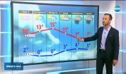 Прогноза за времето (16.02.2020 - обедна емисия)