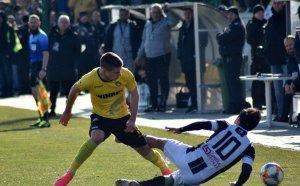 Пловдив също не видя победител в среща с много малко футбол