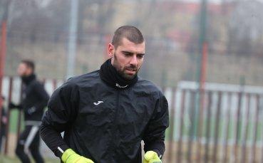 Георгиев: Мачът бе тежък, важността му изигра своята роля