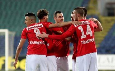ЦСКА 1948 се озори срещу Спартак Варна, но си върна първото място