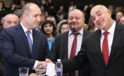 <p>Борисов: Дума не съм казал, когато аз бях смазан от подслушване</p>