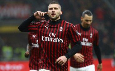 Хърватин пак герой за Милан