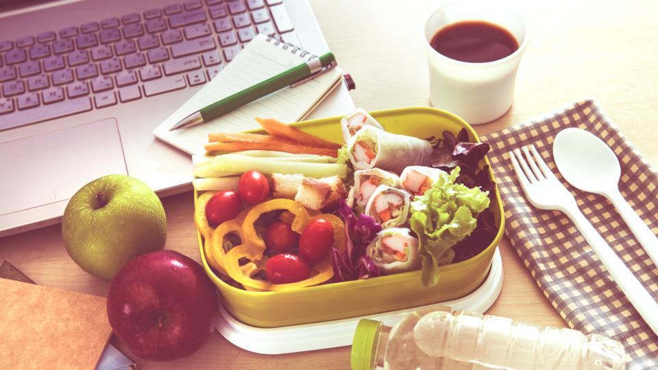 обяд кутия храна