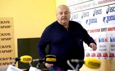 Венци Стефанов разкри шокиращи заплати на служители в Левски, обяви конкретни суми