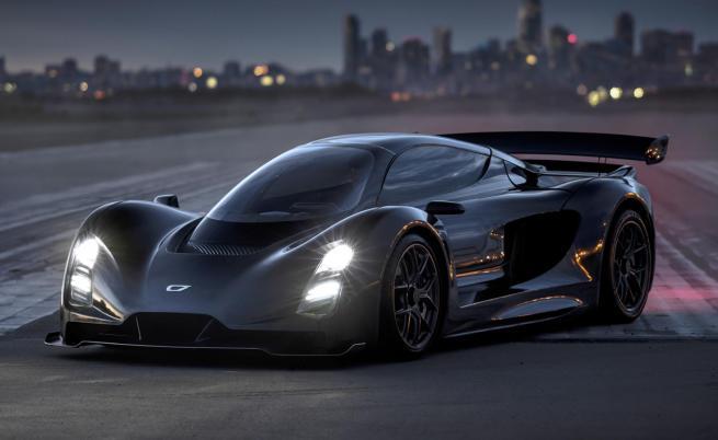 3D-принтираният 21С взима 0-100 км/ч за 1,9 секунди