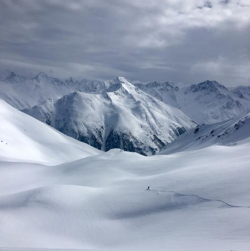 Владимир Павлов сноуборд осемхилядник