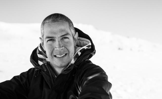 Владимир Павлов-първият българин, който се спусна със сноуборд от осемхилядник