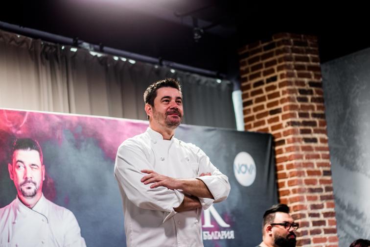 Hell Kitchen шеф Виктор Ангелов
