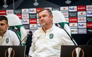 Павел Върба: Добър мач, но нека не забравяме срещу кой играхме