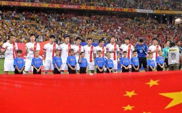 Китай ще играе квалификациите си за Световното на неутрален терен
