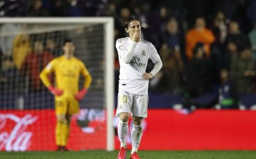 Реал сдаде лидерската позиция, нови притеснения за Азар