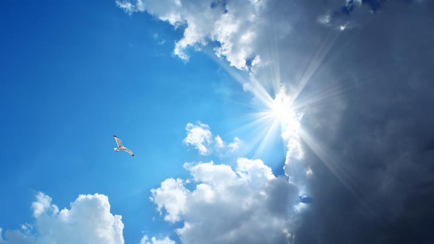 Слънчево в неделя, как ще стартира новата седмица