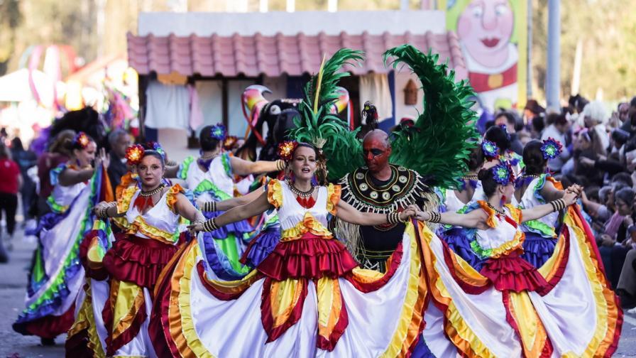 Горещи карнавали в Европа и Света