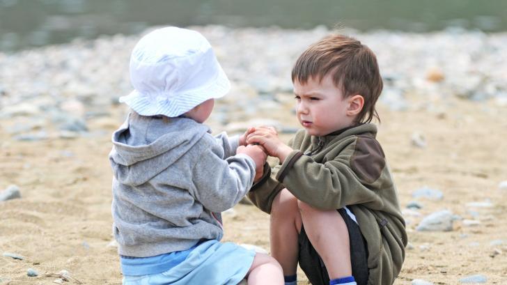 Урок по общуване: как да подготвим дете между 1 и 2 години