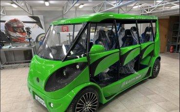 Български електромобил хит за туристите в Eвропа