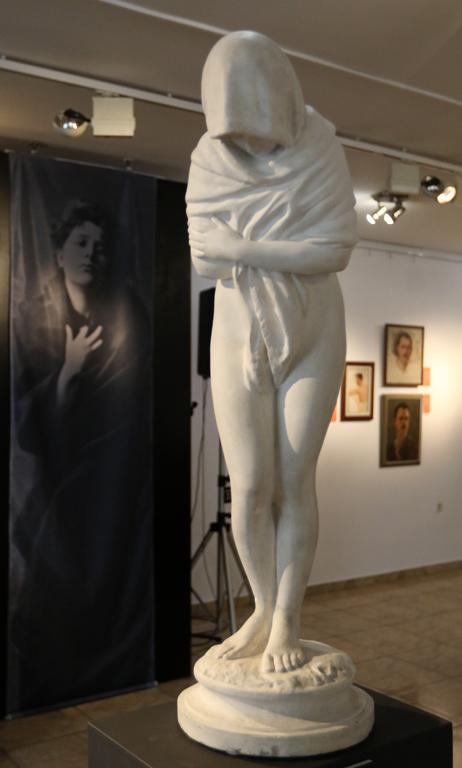 <p>Голо женско тяло, 1911 г.</p>