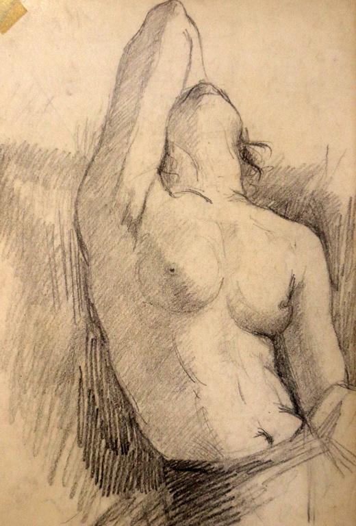 <p>Торс, 1911 г.</p>
