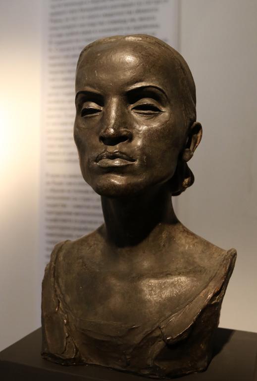 <p>Любка Стаменова, 1936 г.</p>