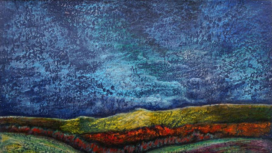 """""""Отражения"""" от един български художник са събирани цели 7 години"""