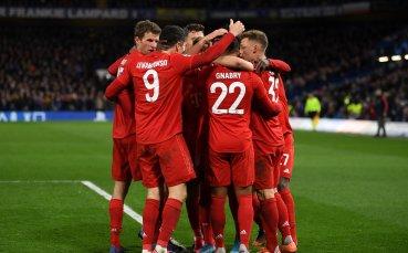 Отличен 6 за германските отбори в Европа