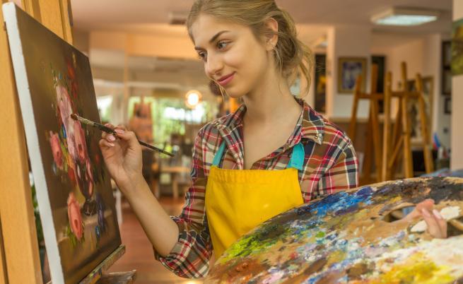 Интересувате ли се от изкуство?