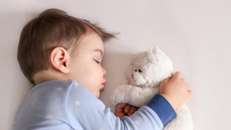 От колко сън има нужда 3-годишното дете?
