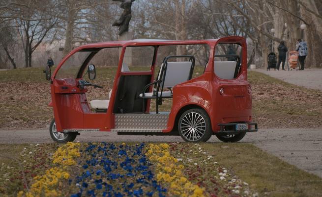 Българските електромобили