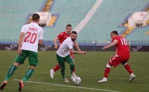 НА ЖИВО: Беларус поведе на България в София