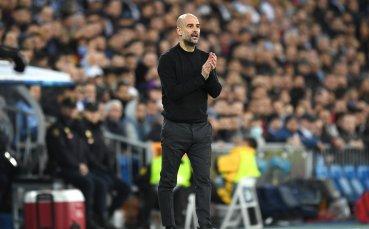 Гуардиола постави рекорд и заяви: Реал е способен на обрат