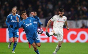 Роналдо и компания срещу Лион в схватка за 1/4-финалите