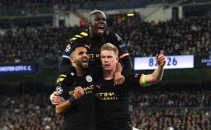 Сити превзе Мадрид напук на УЕФА