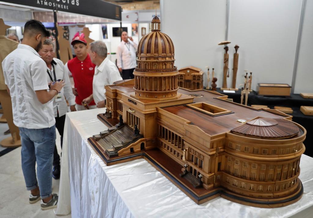 <p>Фестивал на Хабанос в Двореца на конвенциите в Хавана, Куба</p>
