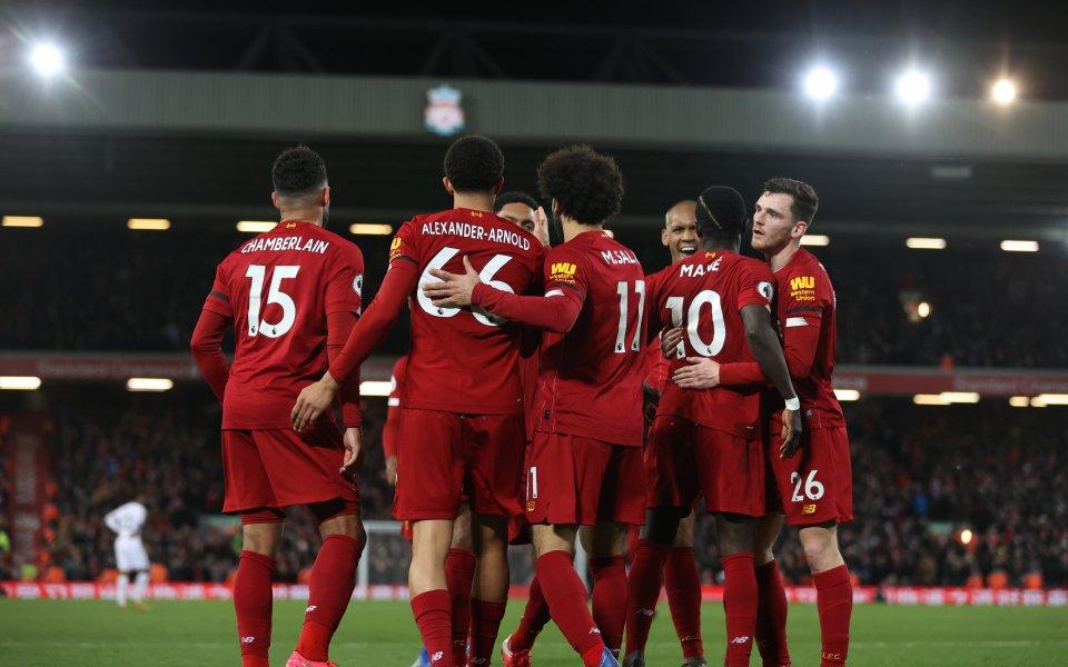 Ръководството на Ливърпул обяви високапечалба от 43 милиона паунда за