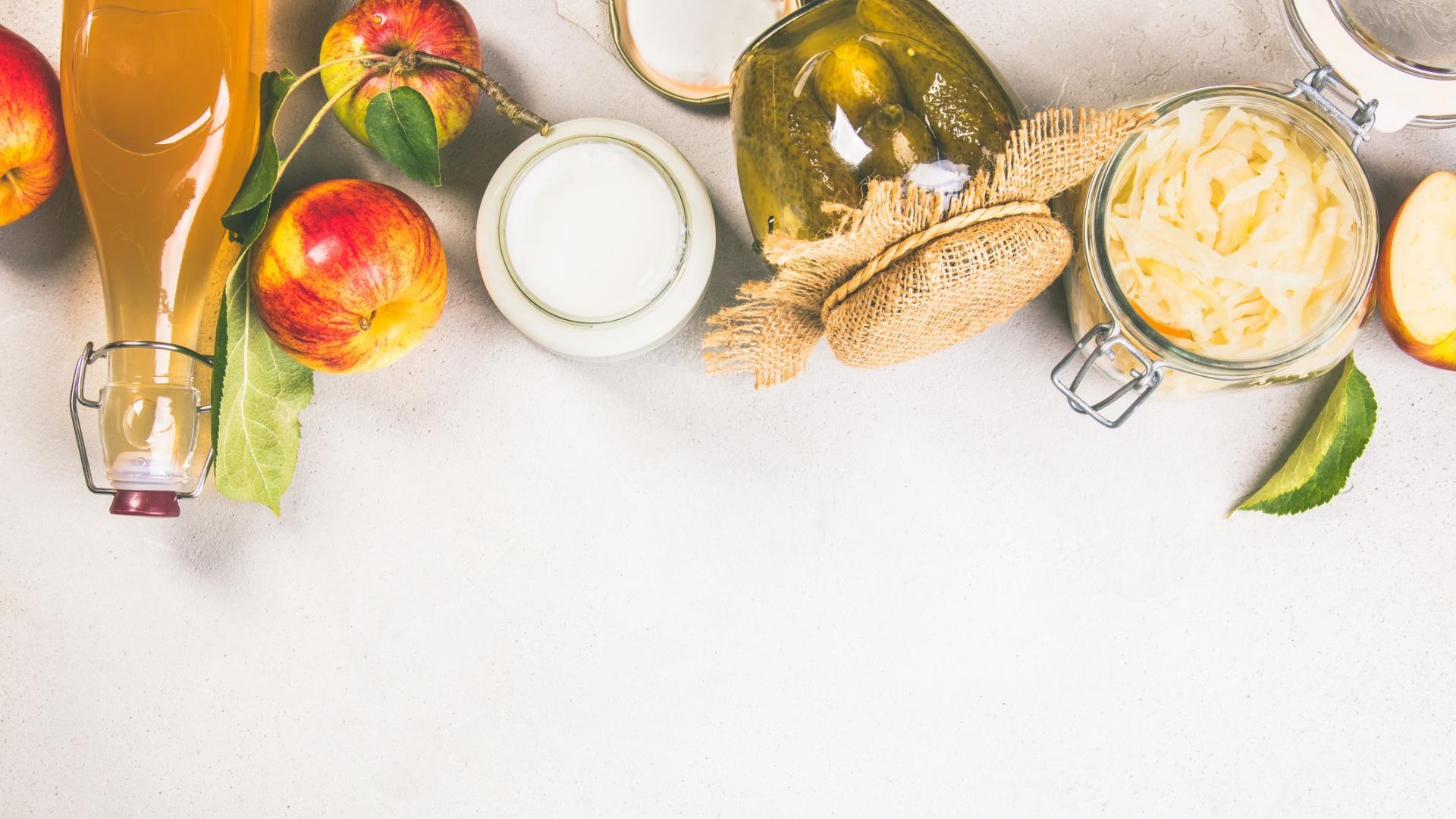 пробиотици храна кисело ферментация