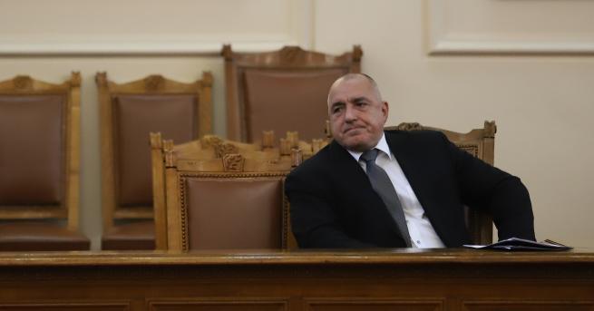 България Борисов: Пратена е жандармерия по границата с Турция, заплахата