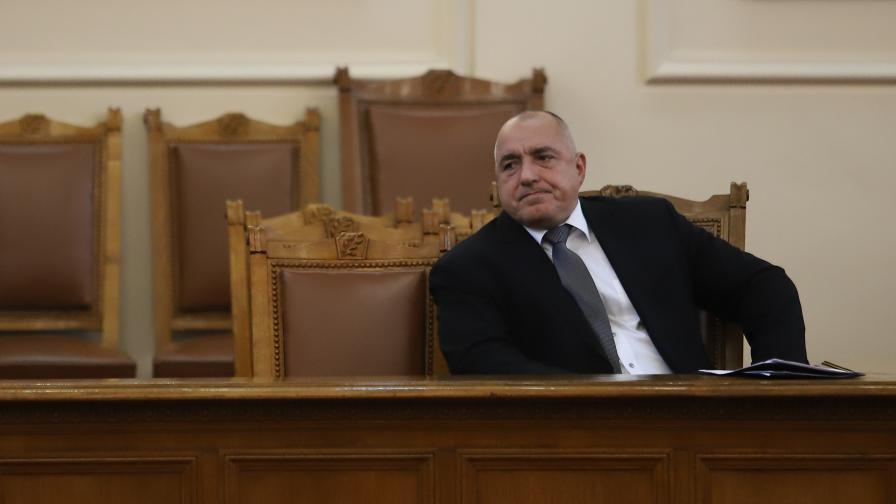 Борисов: Kъм момента няма пряка заплаха за България