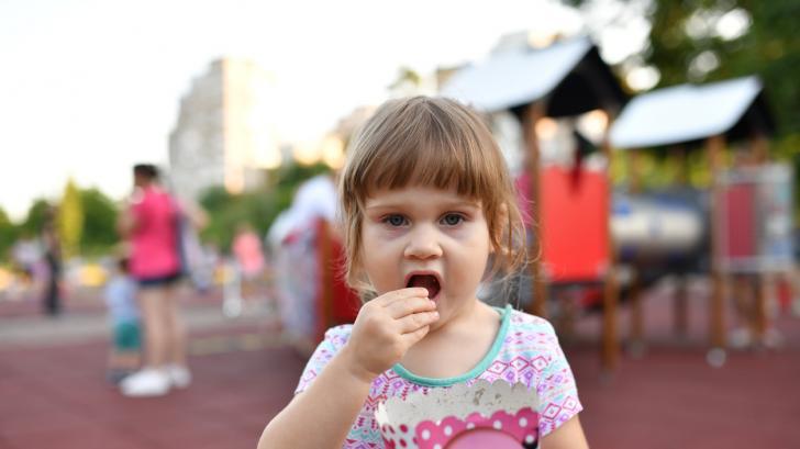 Как да храним дете на 2 години