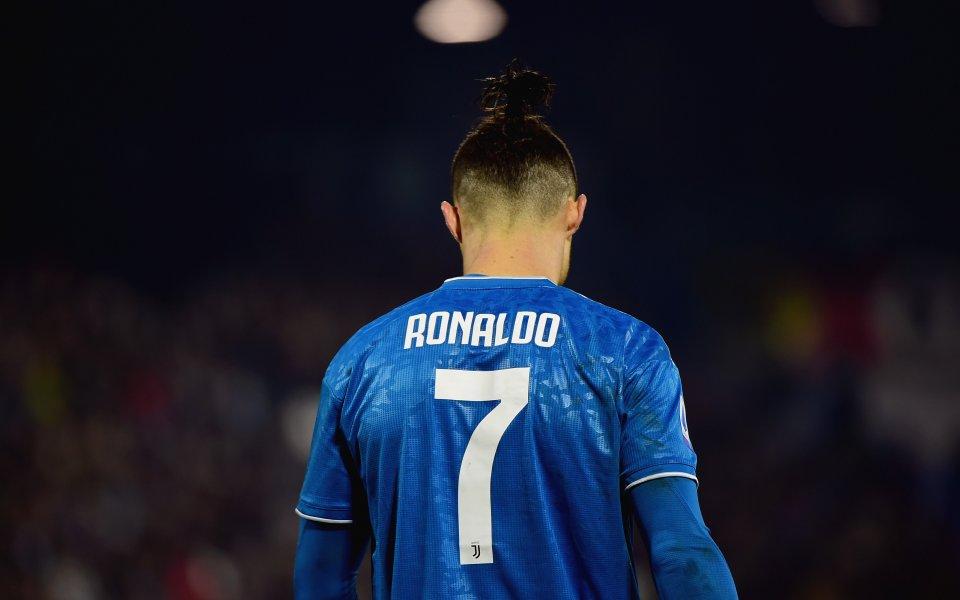 Роналдо: Дерби Д'Италия е като Ел Класико