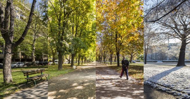 България Какво ще бъде времето, очаква ли ни затопляне Максималните