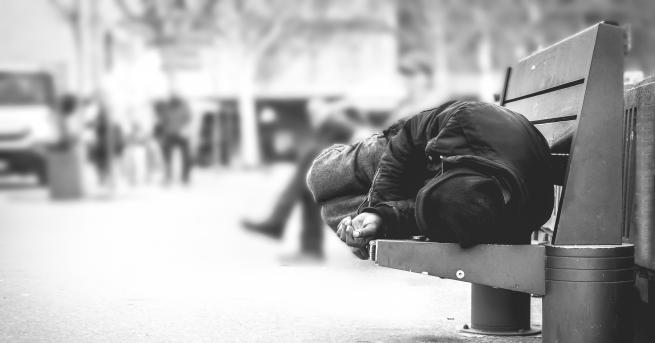 Свят DW: Животът на бездомните българи в Германия Социалните служби