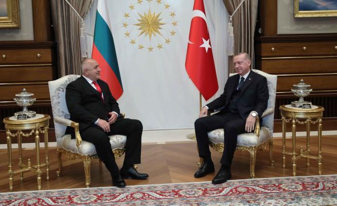 Реджеп Ердоган идва в София?