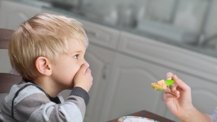 Защо 3-годишните стават злояди?