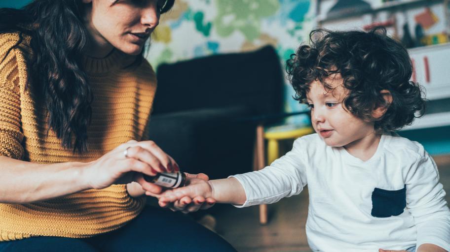 Какви витамини да даваме на 3-годишното дете?