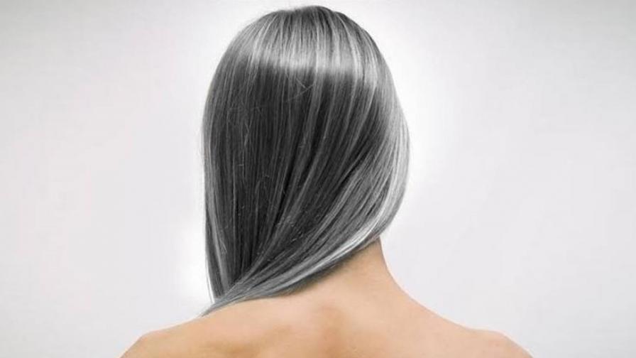 Мощен концентрат връща обратно цвета на побелелия косъм