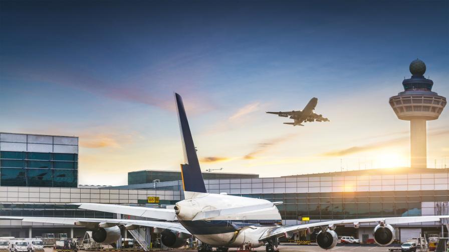 Сигнал за бомба, евакуираха летището в Страсбург