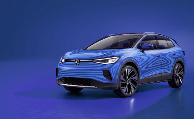 Първият електрически кросоувър на VW ще минава до 500 км