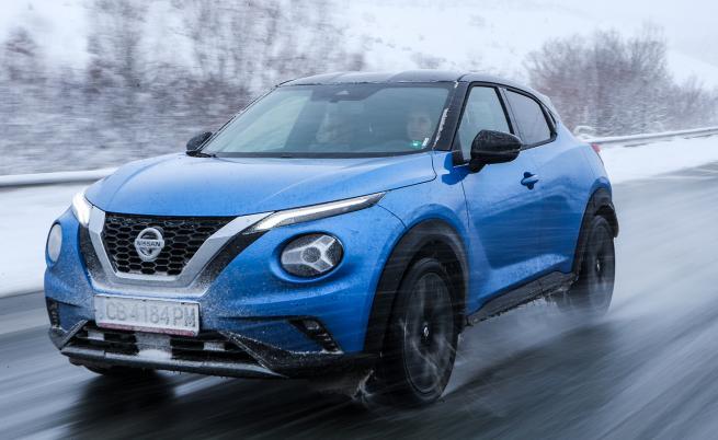 Nissan Juke е призван да се влюбиш в него (тест драйв)