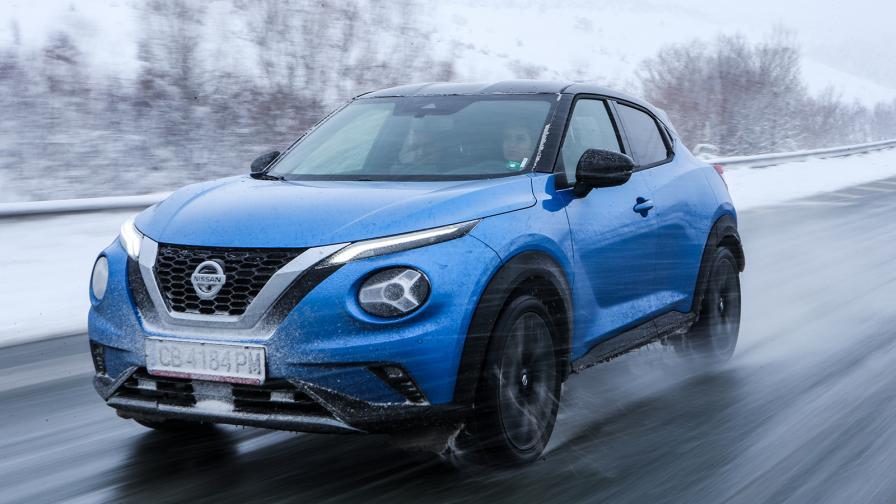 <p>Nissan Juke е призван да се влюбиш в него (тест драйв)</p>