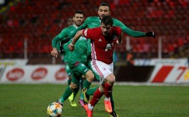 ЦСКА държи съдбата в собствените си ръце срещу Берое
